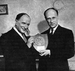 A.N.Frumkin and J. O'M. Bokris