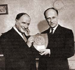 A.N.Frumkin and J. O'M. Bokris (1960)